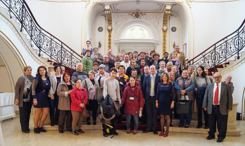 Betegtalálkozó Stefánia Palota – 2017