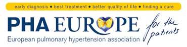 PHA Europe weboldala