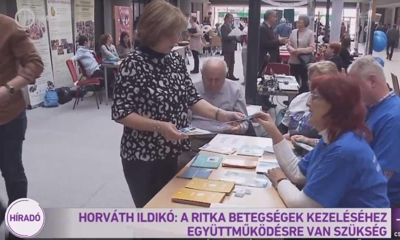 Ritka Betegségek Világnapját a RIROSZ Szegeden tartotta